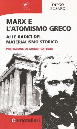 Marx e l'atomismo greco - Diego Fusaro